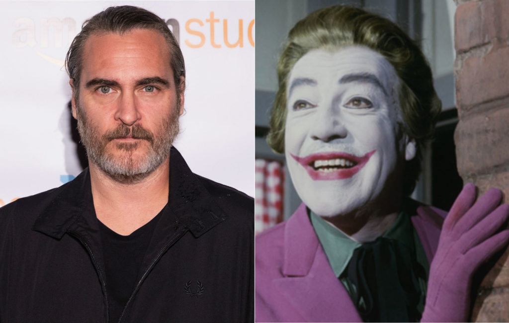 Joaquin Phoenix joker critics