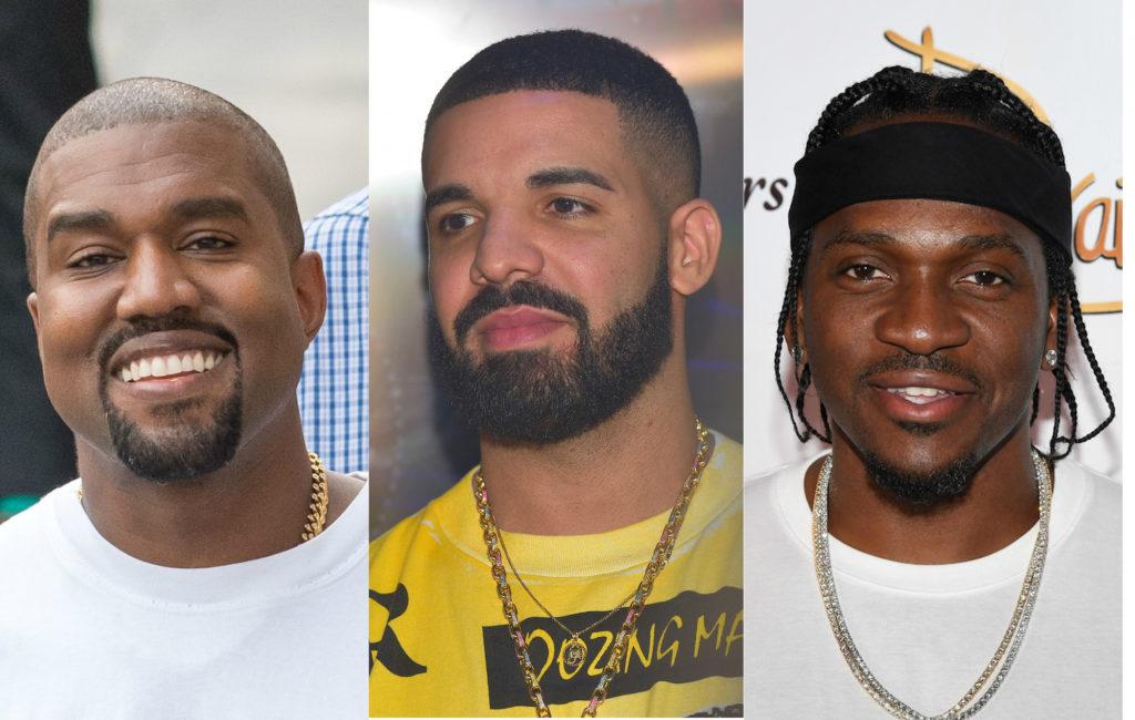Kanye West Drake