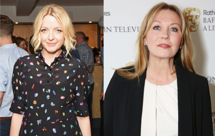 Lauren Laverne / Kirsty Young