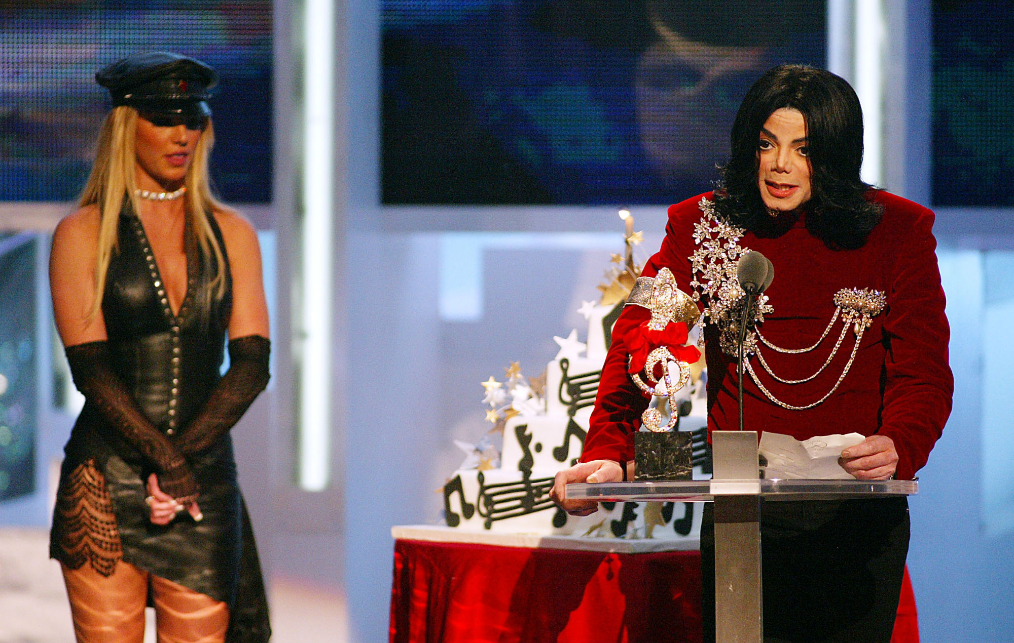 Cool Remember When Michael Jackson Accepted A Made Up Award From Funny Birthday Cards Online Barepcheapnameinfo