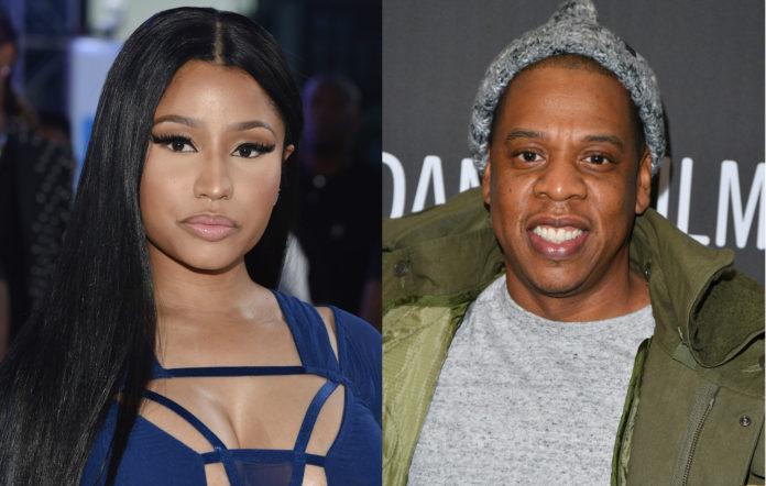 Nicki Minaj Jay-Z