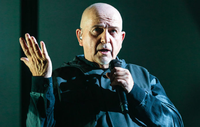 Peter Gabriel uk foreign policy festivals