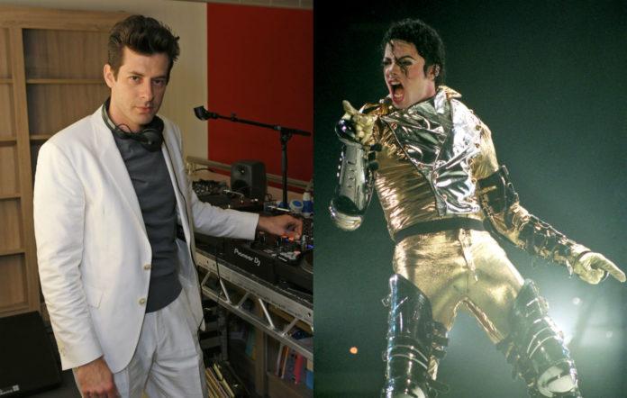Mark Ronson / Michael Jackson