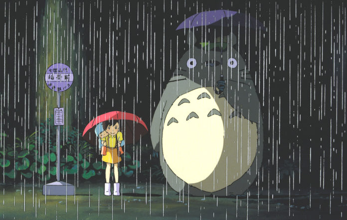 Studio Ghibli Offer Fans Free Virtual Backgrounds To Use In Video Meetings