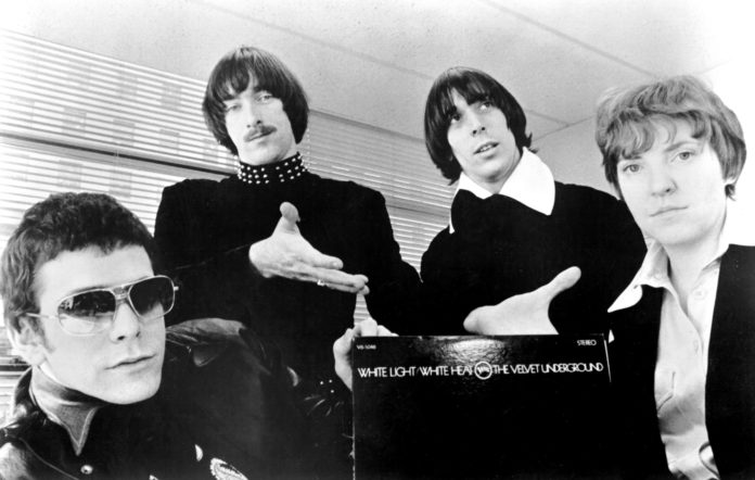 Velvet Underground exhibition new york