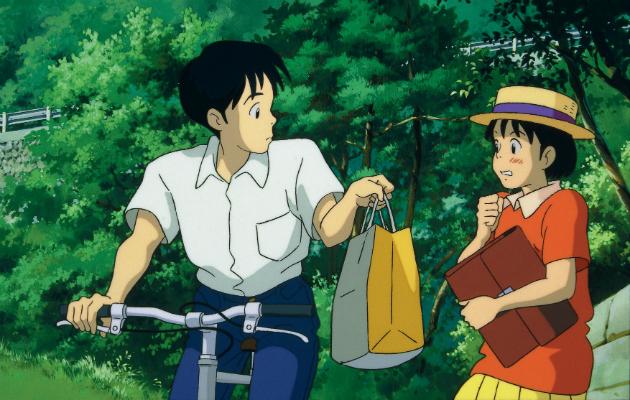 Studio Ghibli, whisper of the heart