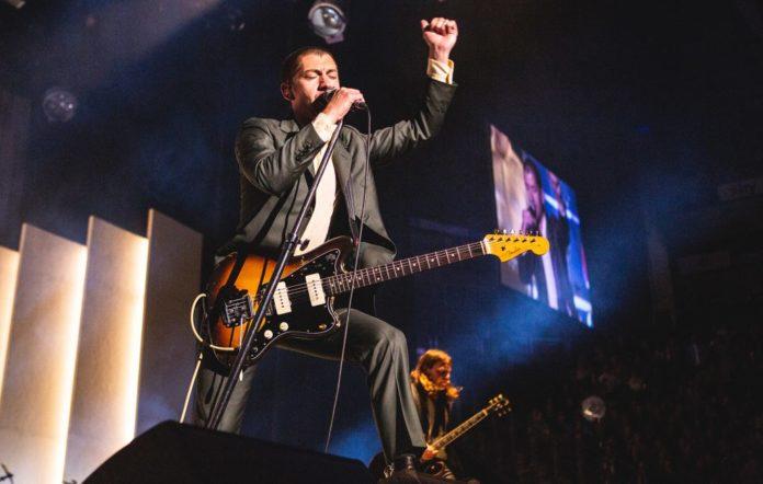 Arctic Monkeys fan village