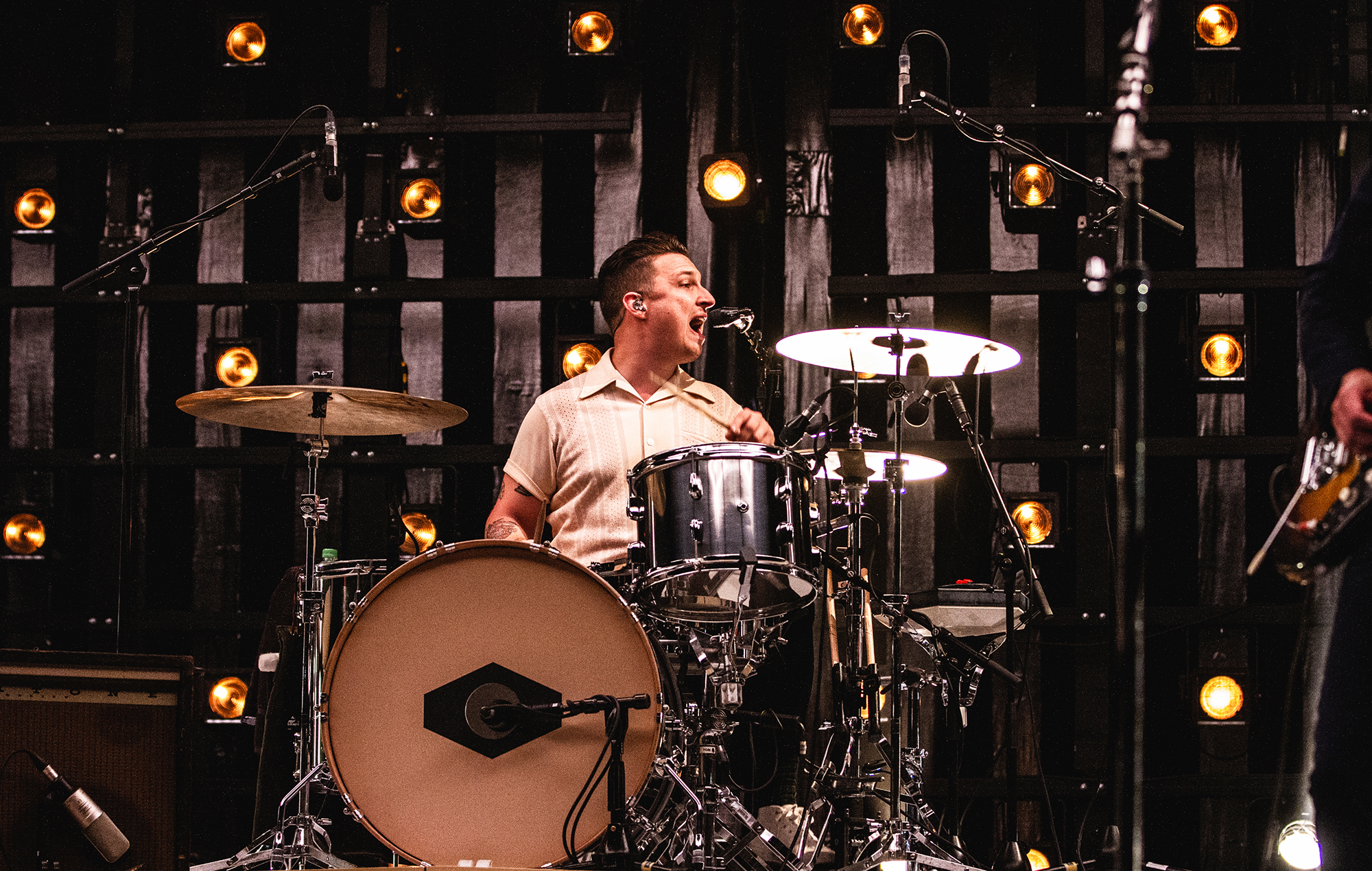 Matt Helders Reflects On Buying His First Drum Kit And First Gig With Arctic Monkeys