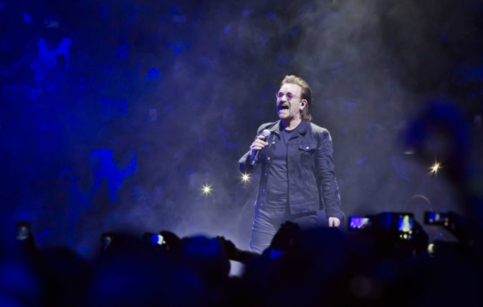 Bono loses