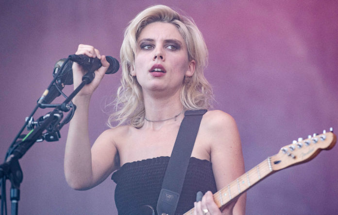 Wolf Alice's Ellie Rowsell
