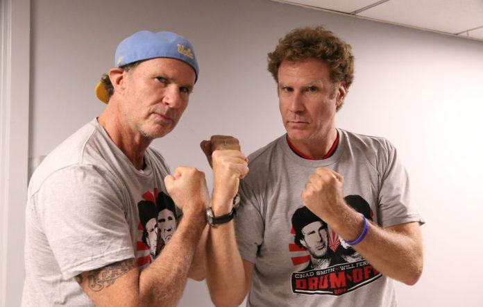 Chad Smith / Will Ferrell