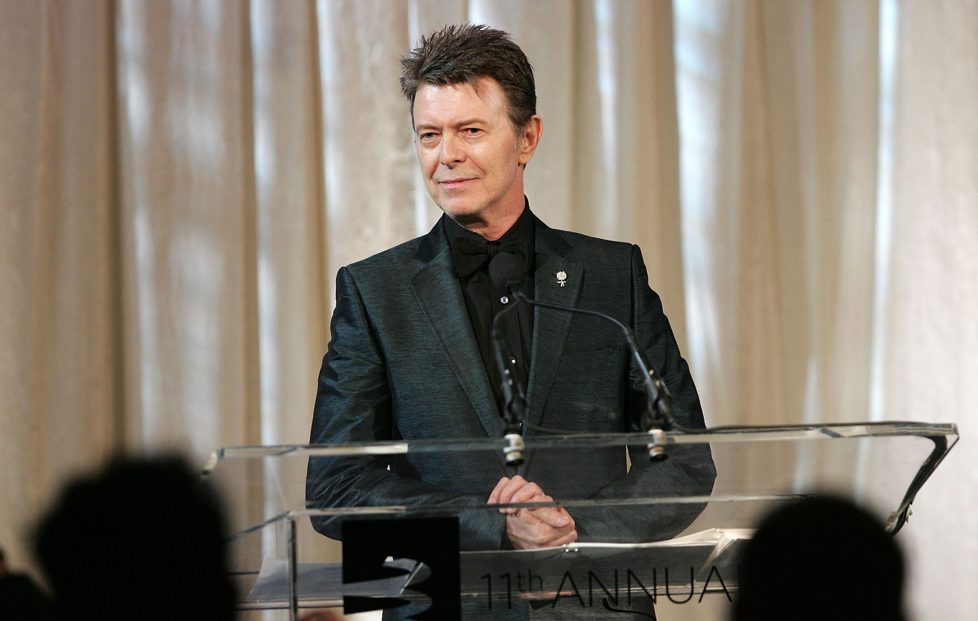 First-known David Bowie