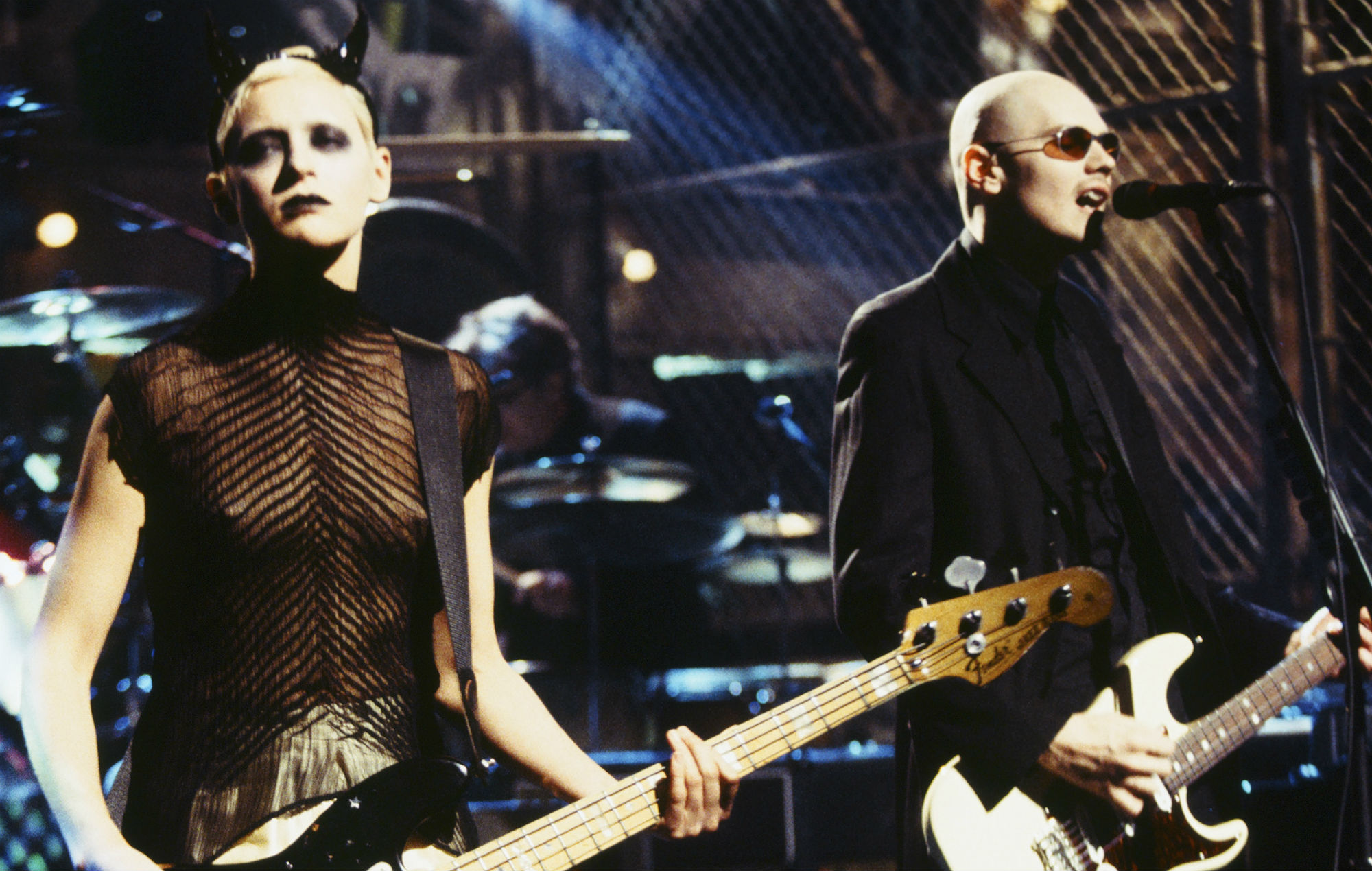 Billy Corgan says D'Arcy Wretzky kept asking to re-join Smashing Pumpkins  after their feud