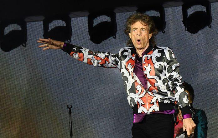Mick Jagger live
