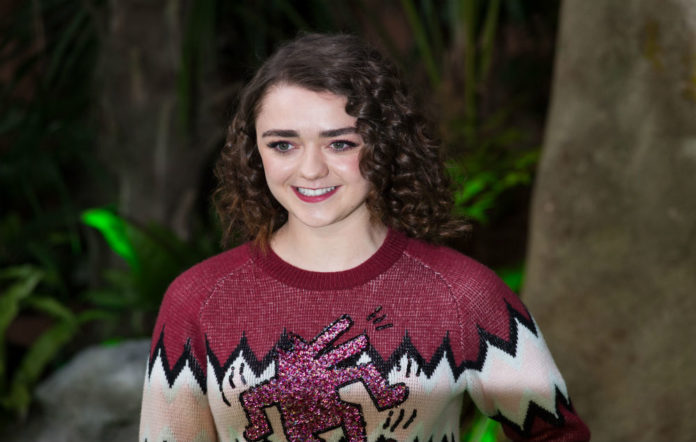 Here's what Maisie Williams will be doing after Game of Thrones ends