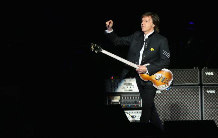 Paul McCartney says he'll never play a Beatles album in full