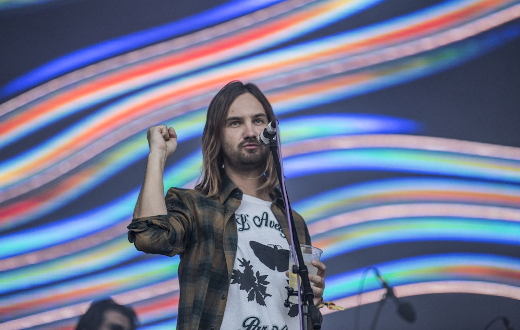 Tame Impala's Kevin Parker says he's channeling his inner-Gaga on new album and forgot to tell his band about headlining Coachella