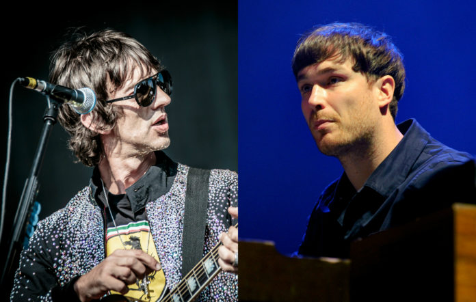 Richard Ashcroft/ The Coral's Nick Power live