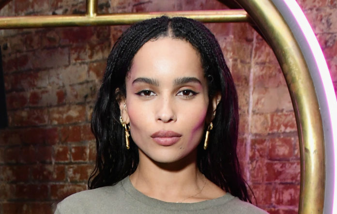 Zoe Kravitz To Star In The Female Lead Reboot Of High Fidelity
