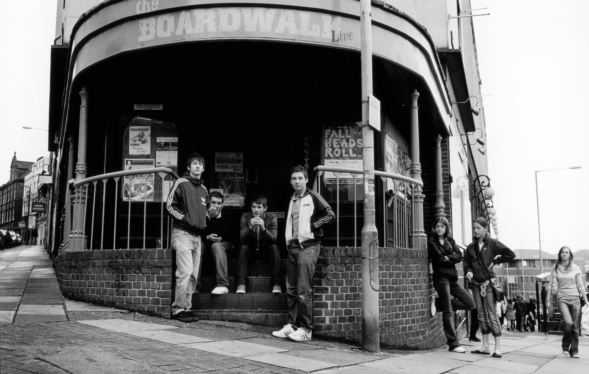 Arctic Monkeys at The Boardwalk