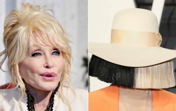 Dolly Parton Sia