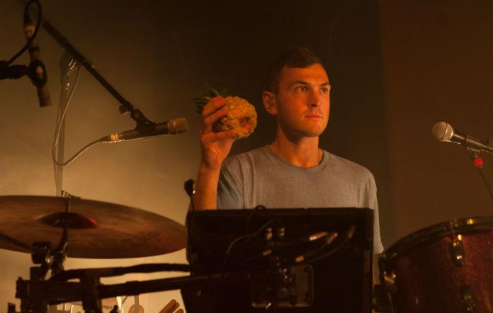 Glass Animals drummer Joe Seaward update