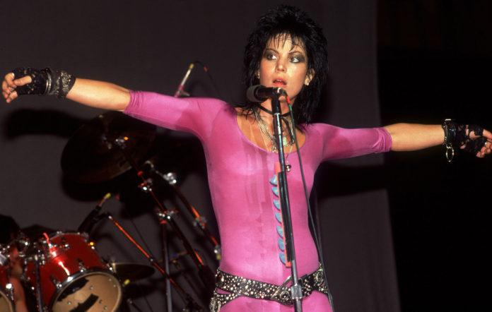 Joan Jett replace Cherie Currie The Runaways
