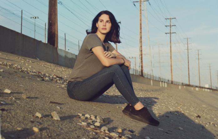 Lana Del Rey venice bitch video