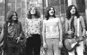 Led Zeppelin 50th anniversary interviews album