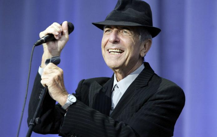 Leonard Cohen posthumous album