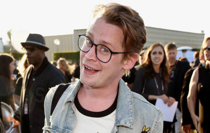 Macaulay Culkin JK Rowling Fantastic Beasts part