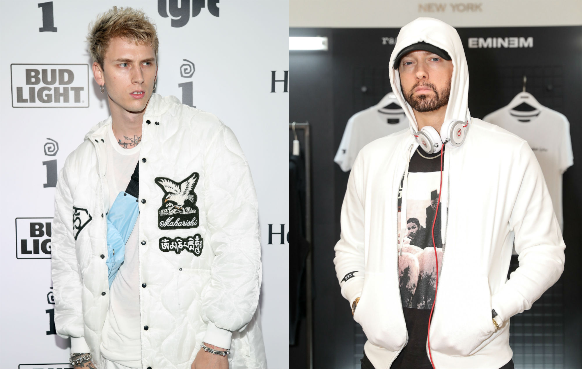 Machine Gun Kelly / Eminem