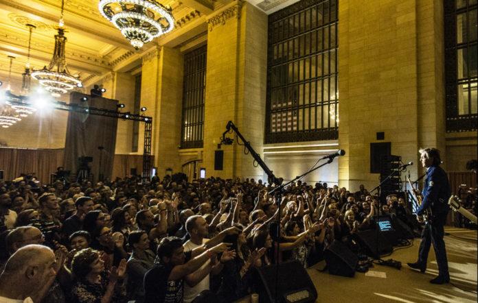 Paul McCartney Grand Central