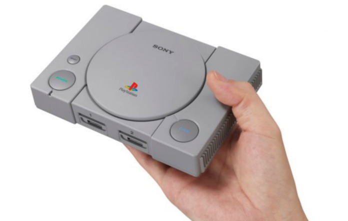 The 20 games included on the revived 'PlayStation Classic
