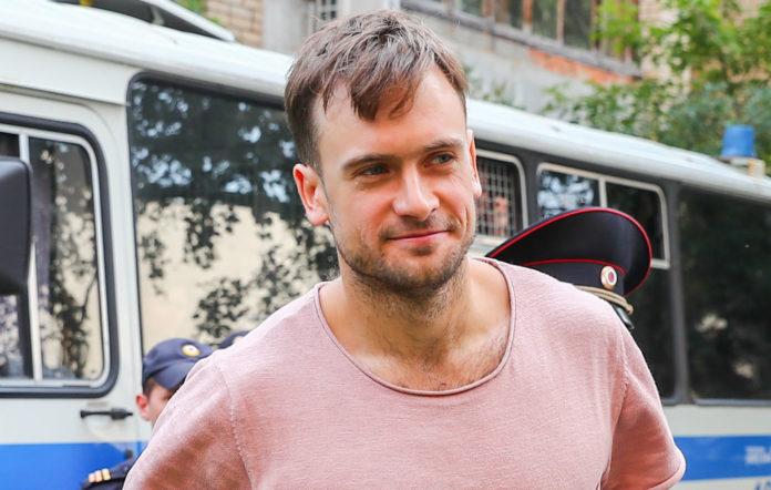 Pussy Riot Peter Verzilov released from hospital