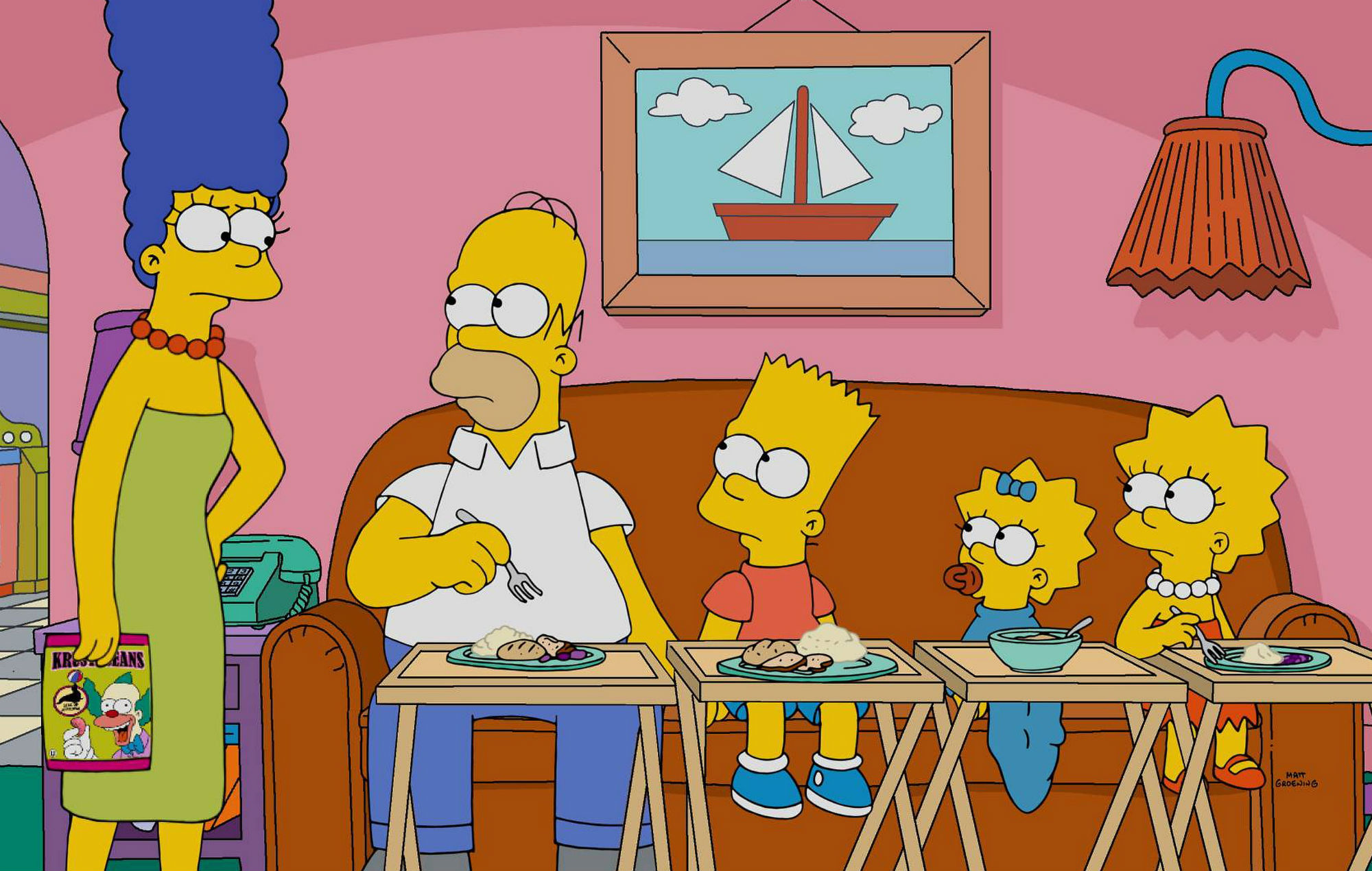 """Danny Elfman says 'The Simpsons' is in """"its last year"""" and will finish soon"""