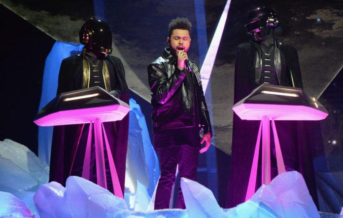 Weeknd Daft Punk lawsuit