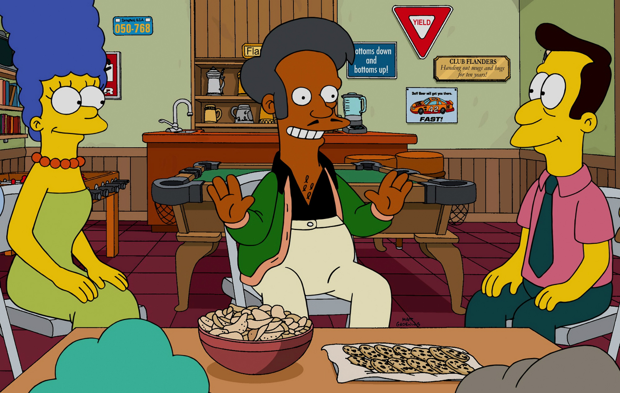 """Hindu-American organisation """"disappointed"""" over 'The Simpsons' creator's Apu defence"""