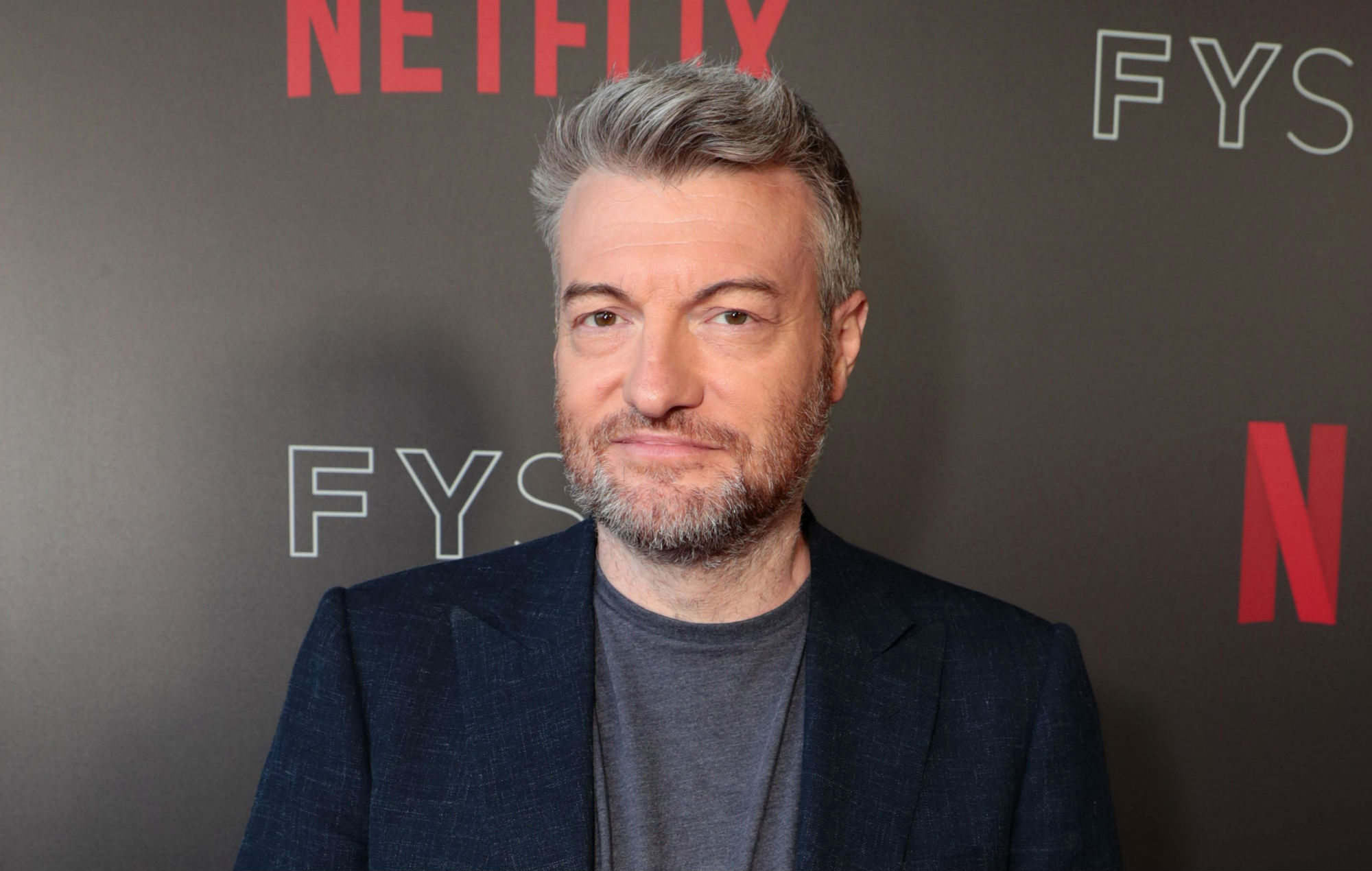 """Fucking minced meat is going to become sentient and start crawling out of packaging and strolling away"""": an interview with Charlie Brooker"""