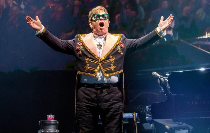 Elton John New York