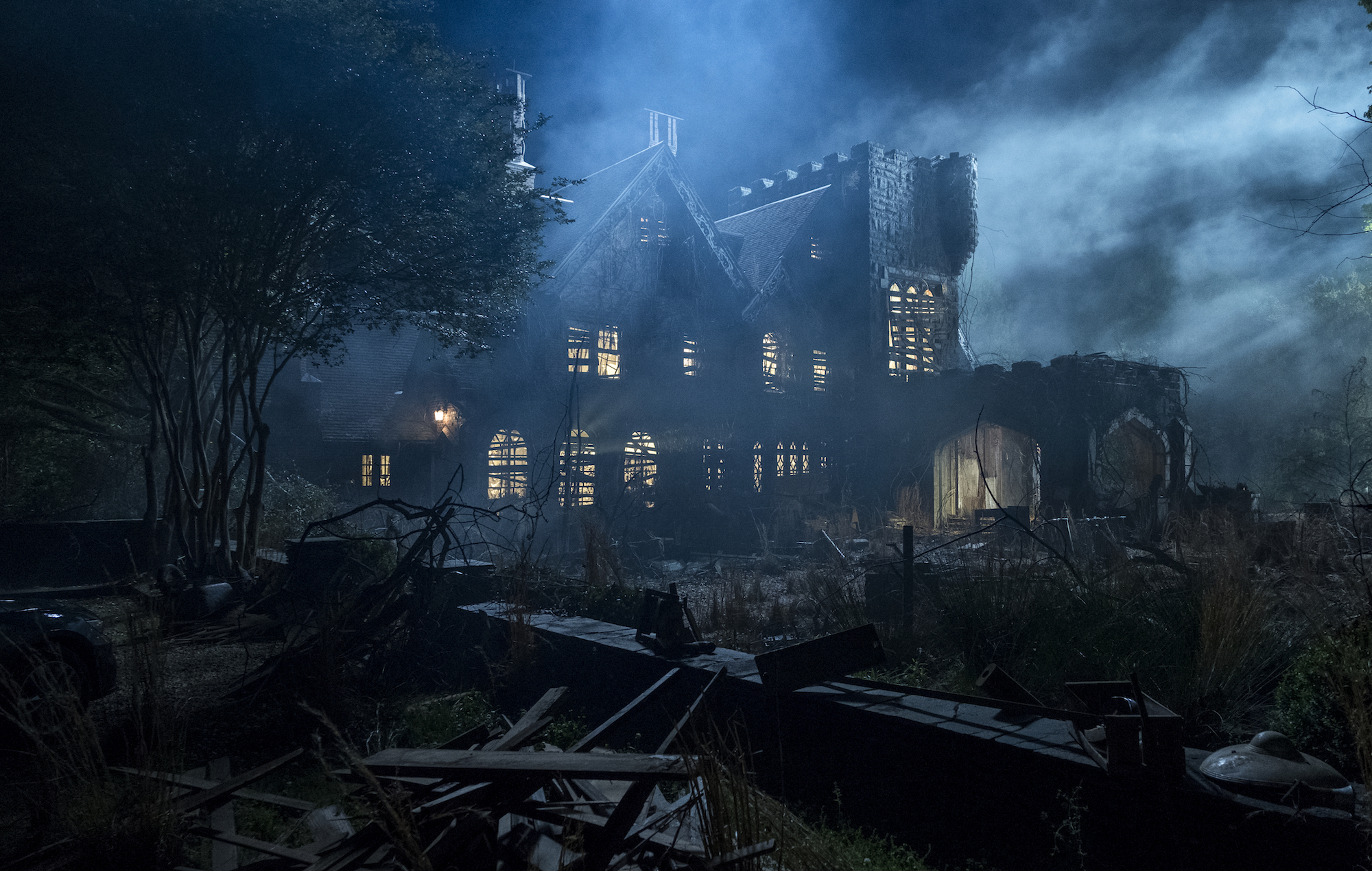 The Haunting of Hill House still