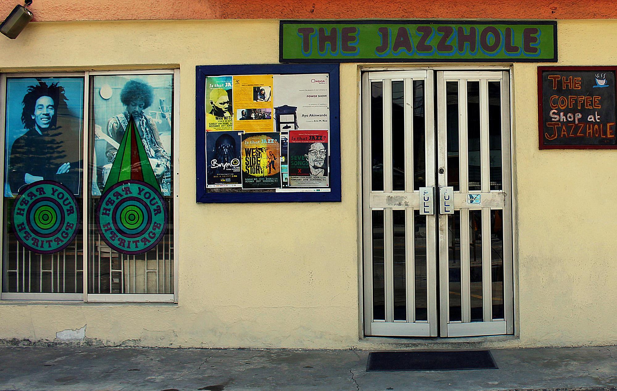 Jazzhole, Lagos, Nigeria