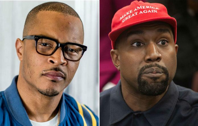 T.I. Kanye