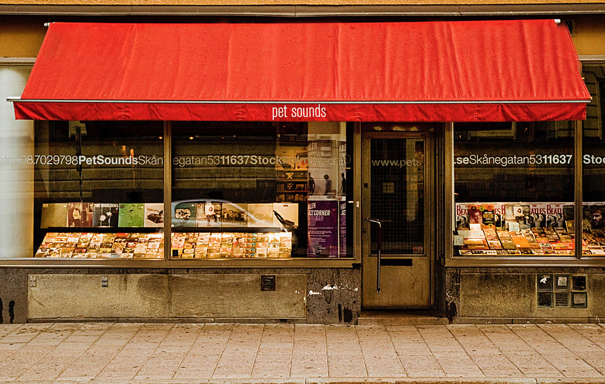 Pet Sounds, Stockholm, Sweden