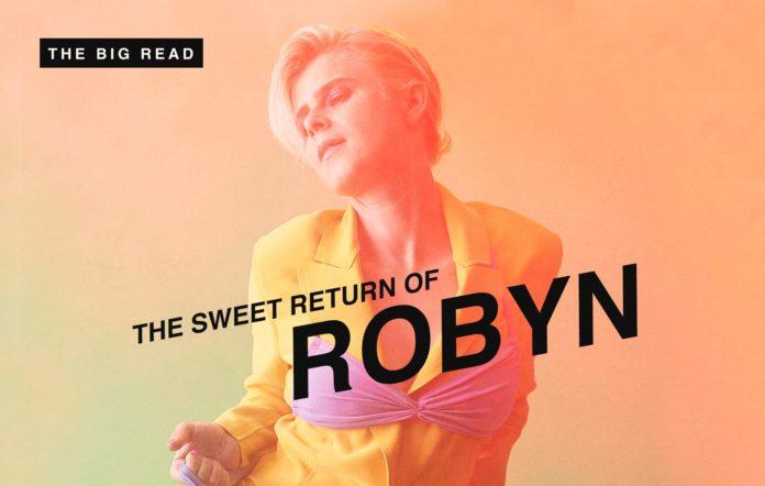 Robyn: Honey Interview