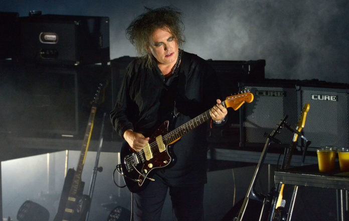 The Cure festival