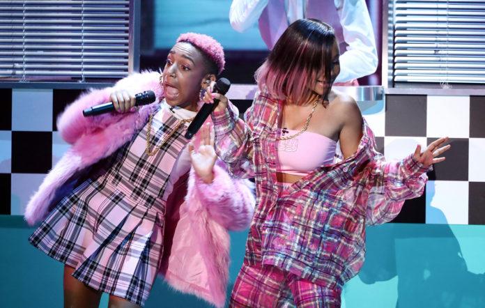 Acacia And Aaliyah X Factor