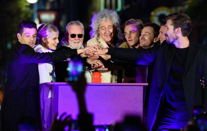 Carnaby Street Bohemian Rhapsody lights