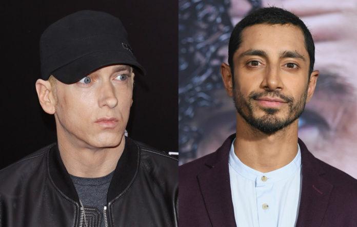 Riz Ahmed Eminem