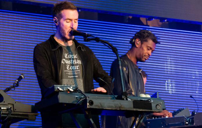 Massive Attack mezzanine spray can reissue